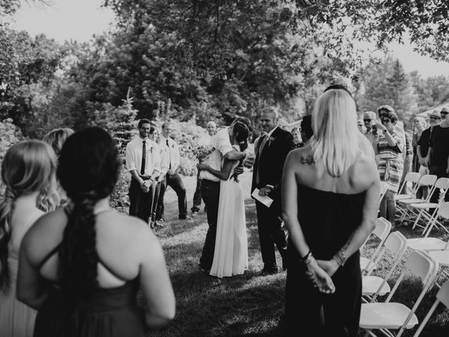 Elliot and Bailey's Wedding in Alexandria, South Dakota 8