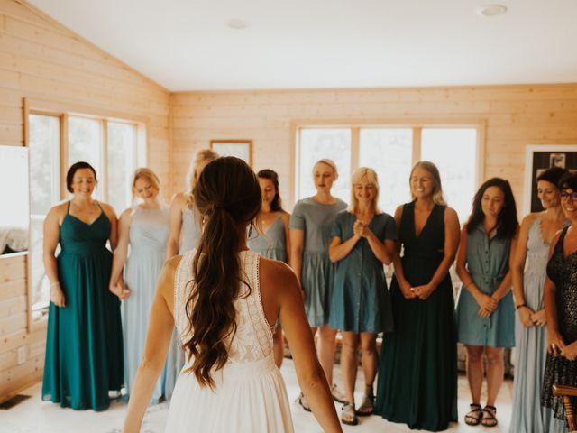 Elliot and Bailey's Wedding in Alexandria, South Dakota 16