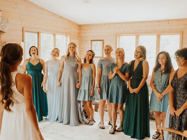 Elliot and Bailey's Wedding in Alexandria, South Dakota 17