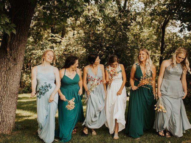 Elliot and Bailey's Wedding in Alexandria, South Dakota 20