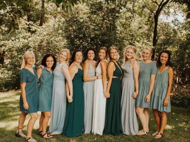 Elliot and Bailey's Wedding in Alexandria, South Dakota 22