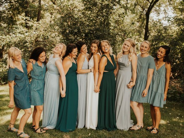 Elliot and Bailey's Wedding in Alexandria, South Dakota 23