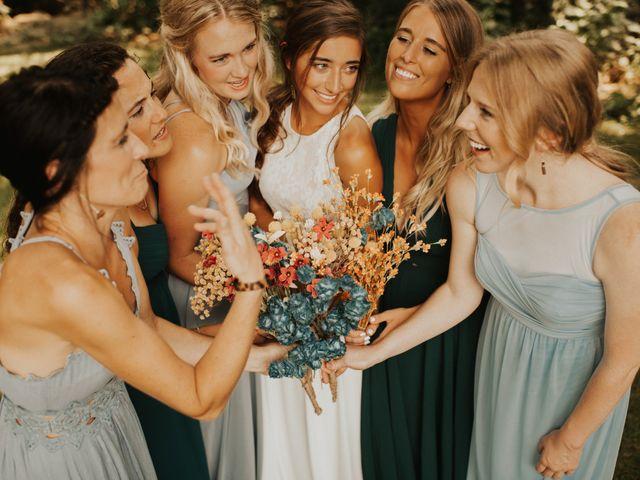 Elliot and Bailey's Wedding in Alexandria, South Dakota 25
