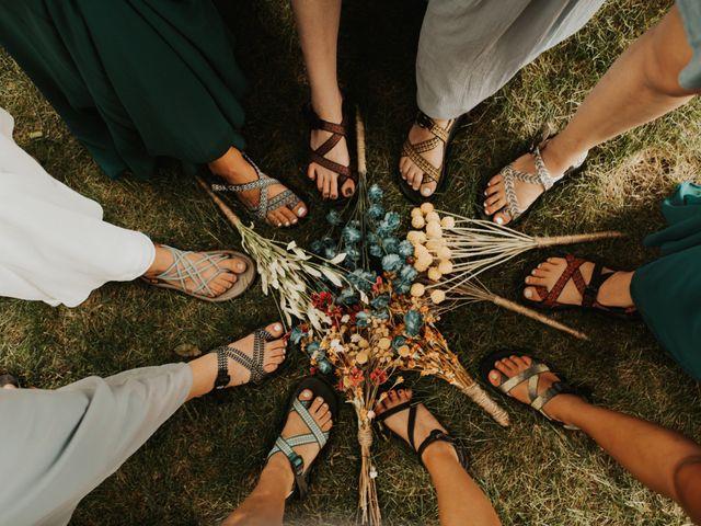 Elliot and Bailey's Wedding in Alexandria, South Dakota 29