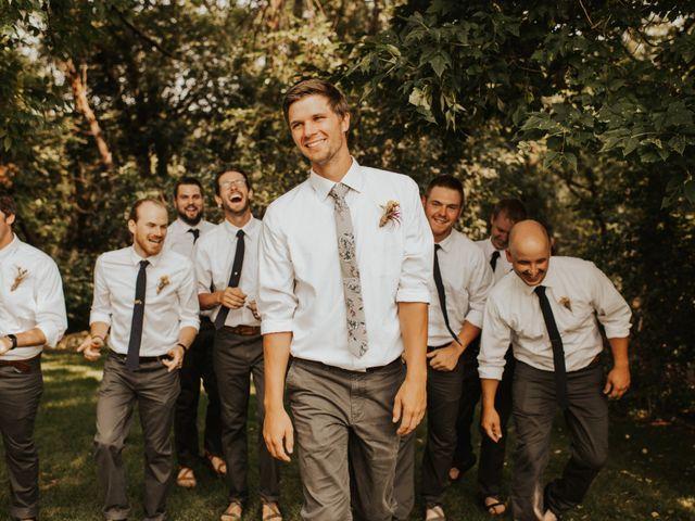 Elliot and Bailey's Wedding in Alexandria, South Dakota 40