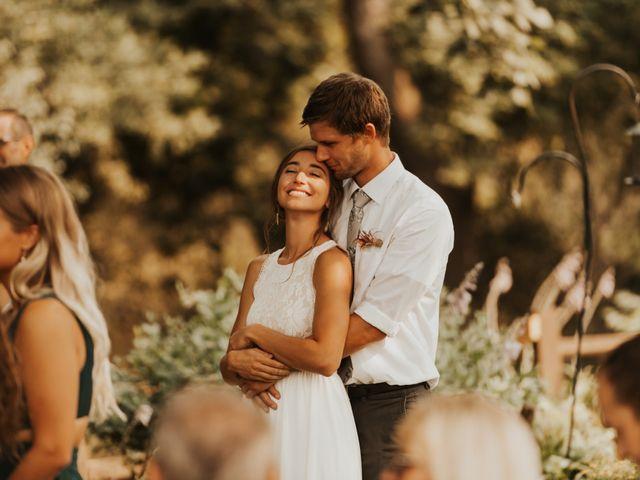 Elliot and Bailey's Wedding in Alexandria, South Dakota 54