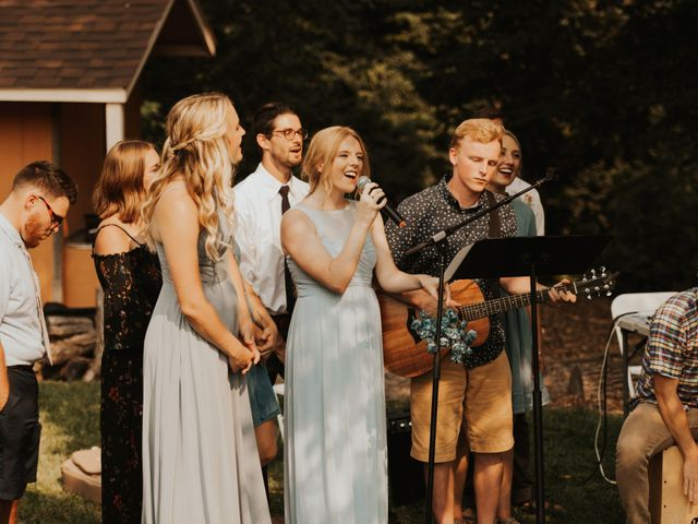 Elliot and Bailey's Wedding in Alexandria, South Dakota 55