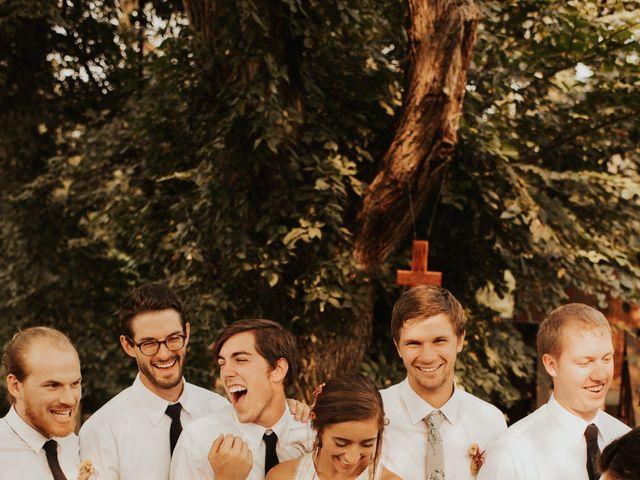 Elliot and Bailey's Wedding in Alexandria, South Dakota 59