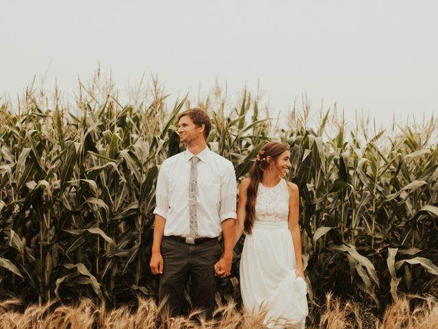 Elliot and Bailey's Wedding in Alexandria, South Dakota 77