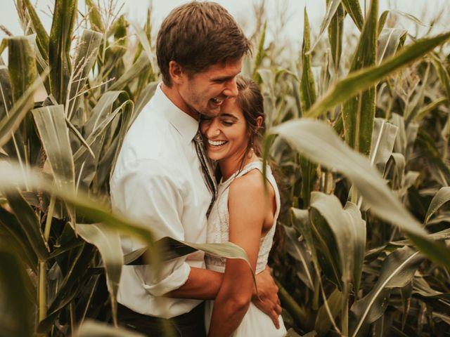 Elliot and Bailey's Wedding in Alexandria, South Dakota 78