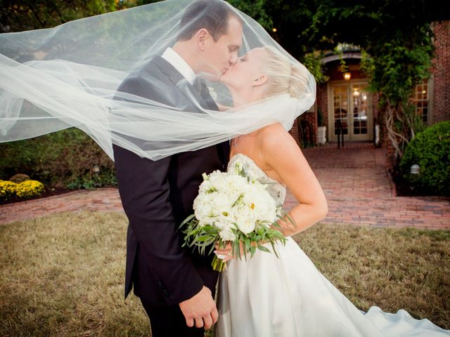 Scott and Morgan's Wedding in Williamsburg, Virginia 1
