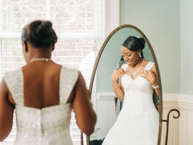 Aaron and Martia's Wedding in Cary, North Carolina 2