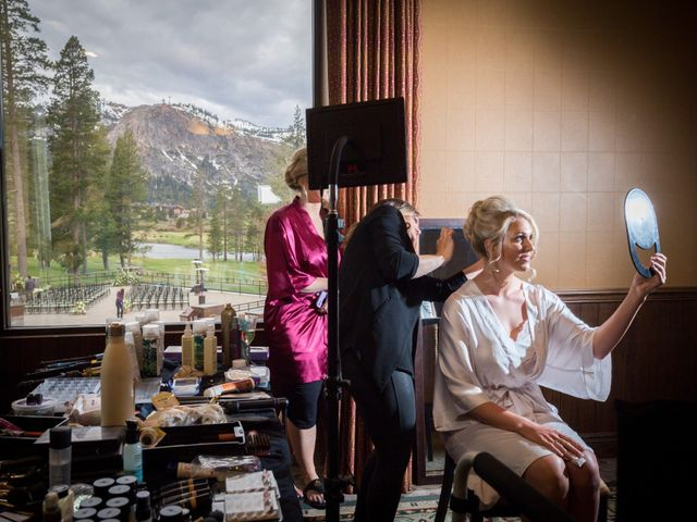 Mikael and Lauren's Wedding in Olympic Valley, California 3