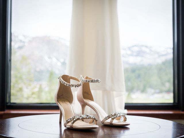 Mikael and Lauren's Wedding in Olympic Valley, California 8