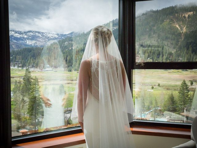 Mikael and Lauren's Wedding in Olympic Valley, California 29