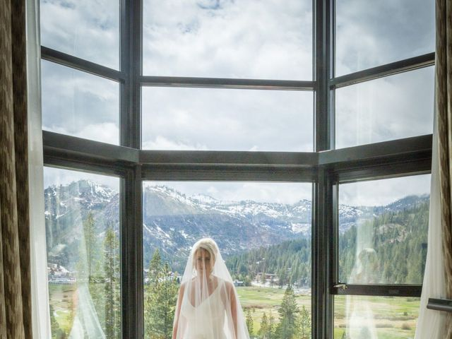 Mikael and Lauren's Wedding in Olympic Valley, California 30