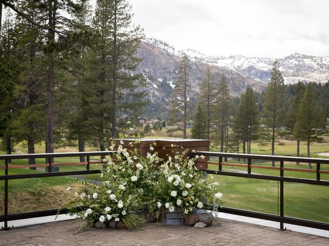 Mikael and Lauren's Wedding in Olympic Valley, California 33
