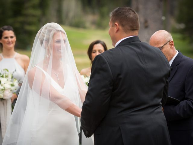 Mikael and Lauren's Wedding in Olympic Valley, California 43