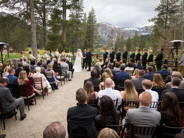 Mikael and Lauren's Wedding in Olympic Valley, California 44
