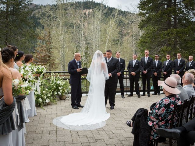 Mikael and Lauren's Wedding in Olympic Valley, California 45