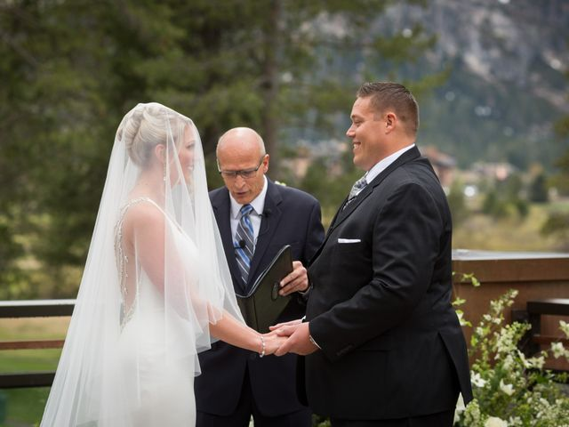 Mikael and Lauren's Wedding in Olympic Valley, California 46