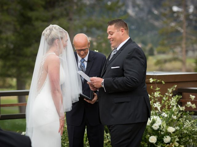 Mikael and Lauren's Wedding in Olympic Valley, California 50