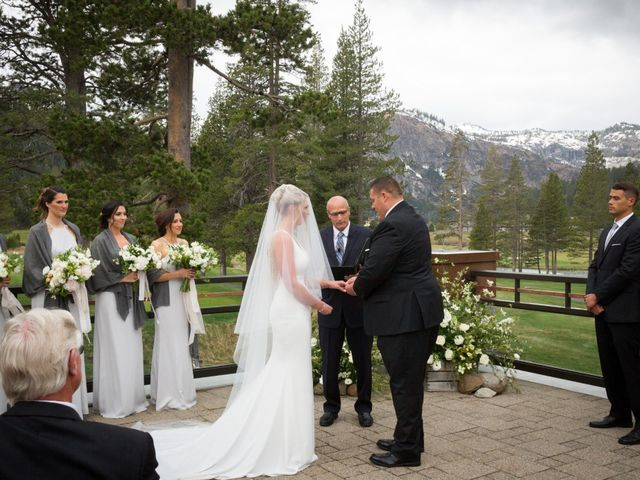 Mikael and Lauren's Wedding in Olympic Valley, California 52