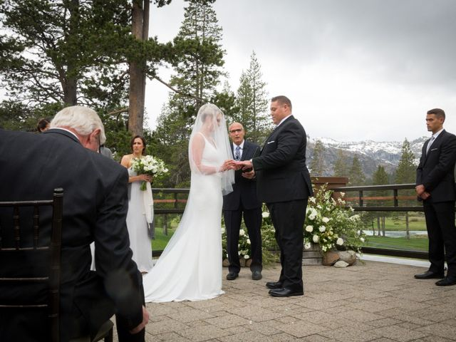 Mikael and Lauren's Wedding in Olympic Valley, California 53