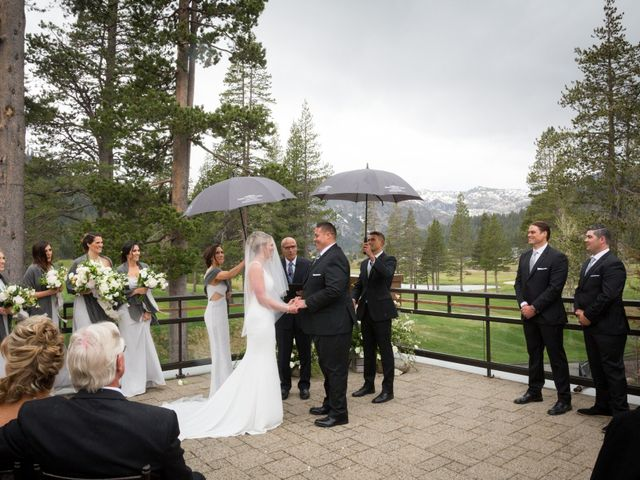 Mikael and Lauren's Wedding in Olympic Valley, California 54