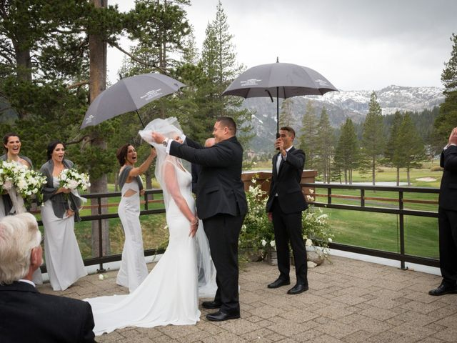 Mikael and Lauren's Wedding in Olympic Valley, California 56