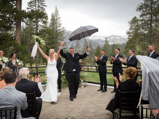 Mikael and Lauren's Wedding in Olympic Valley, California 58