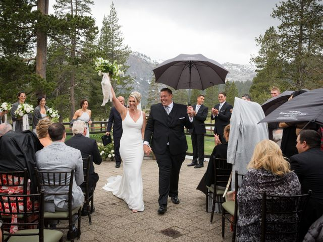 Mikael and Lauren's Wedding in Olympic Valley, California 59
