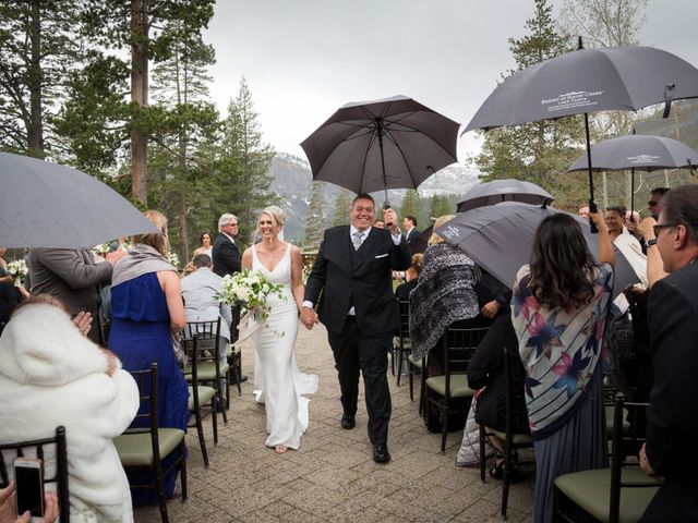 Mikael and Lauren's Wedding in Olympic Valley, California 60