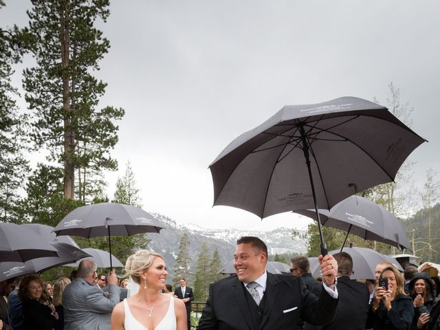 Mikael and Lauren's Wedding in Olympic Valley, California 61