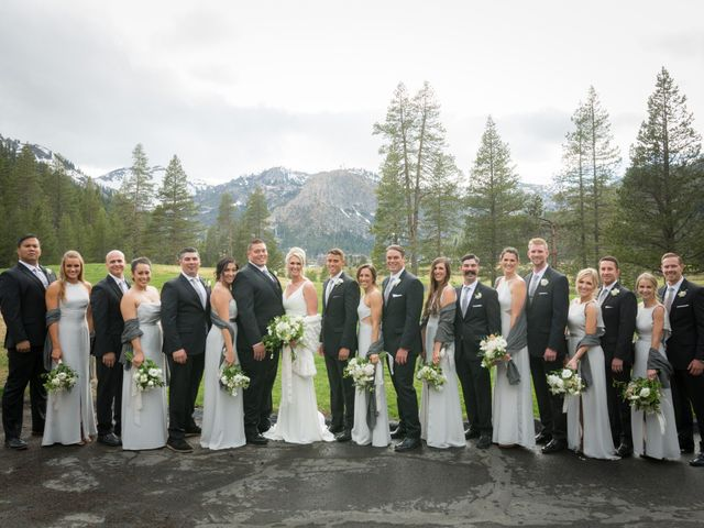 Mikael and Lauren's Wedding in Olympic Valley, California 68