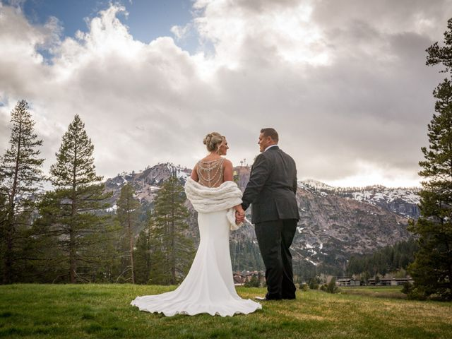 Mikael and Lauren's Wedding in Olympic Valley, California 85