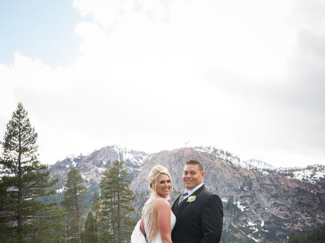 Mikael and Lauren's Wedding in Olympic Valley, California 87