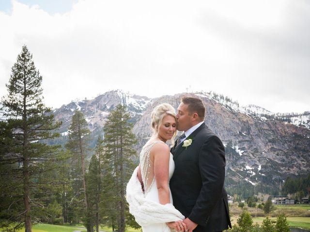 Mikael and Lauren's Wedding in Olympic Valley, California 88