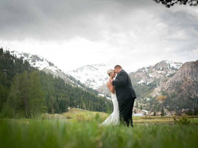 Mikael and Lauren's Wedding in Olympic Valley, California 99