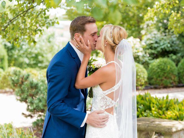 The wedding of Liz and Joey