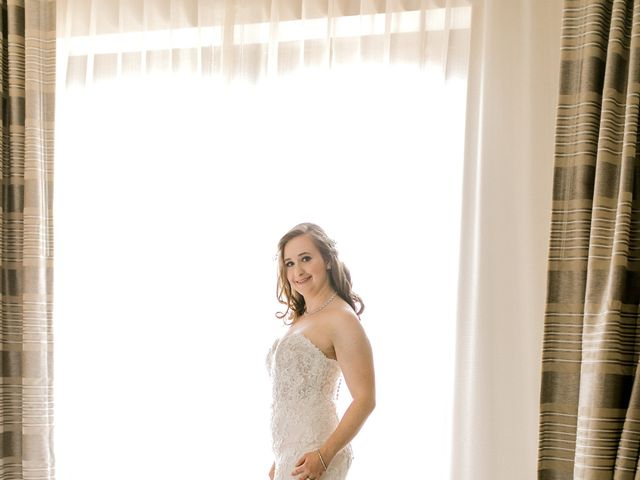 Travis and Brooke's Wedding in Winter Park, Florida 6