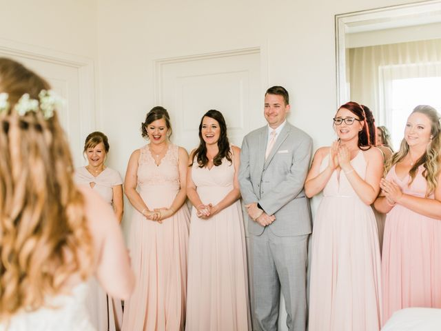 Travis and Brooke's Wedding in Winter Park, Florida 9