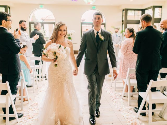 Travis and Brooke's Wedding in Winter Park, Florida 1