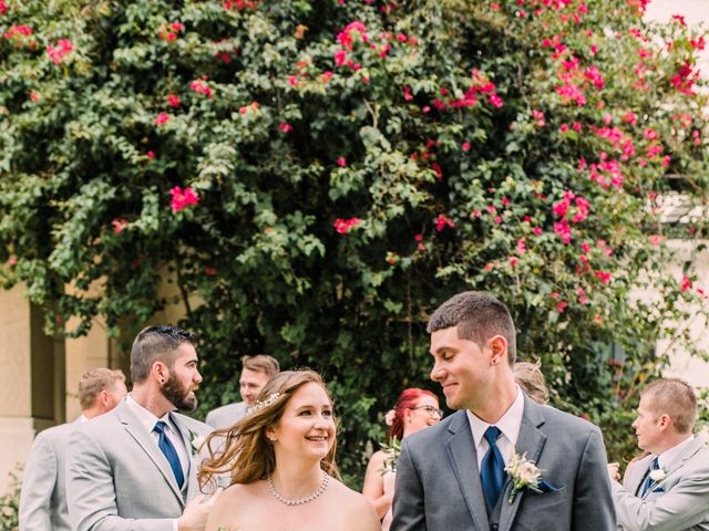 Travis and Brooke's Wedding in Winter Park, Florida 26
