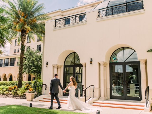Travis and Brooke's Wedding in Winter Park, Florida 28