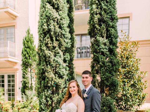Travis and Brooke's Wedding in Winter Park, Florida 30
