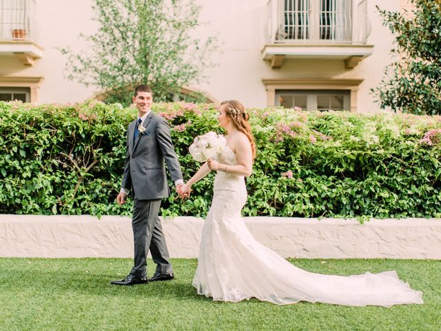 Travis and Brooke's Wedding in Winter Park, Florida 32