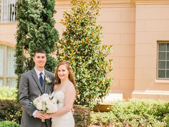 Travis and Brooke's Wedding in Winter Park, Florida 35