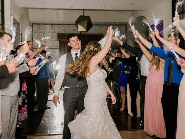 Travis and Brooke's Wedding in Winter Park, Florida 50