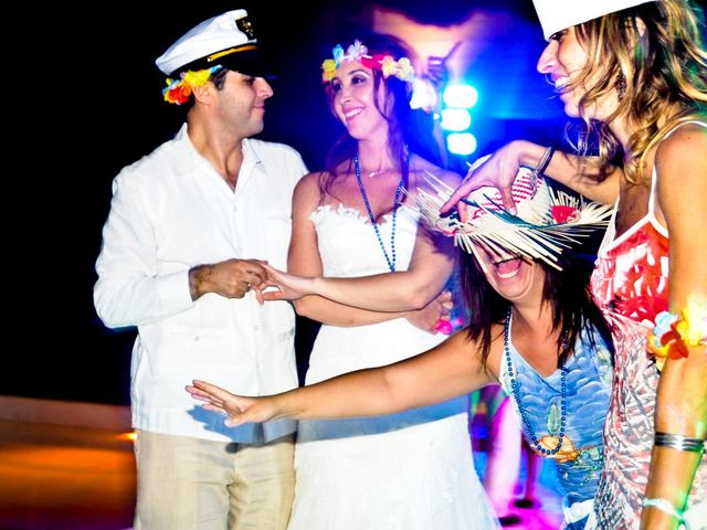 Pedro and Barbara's Wedding in Playa del Carmen, Mexico 2